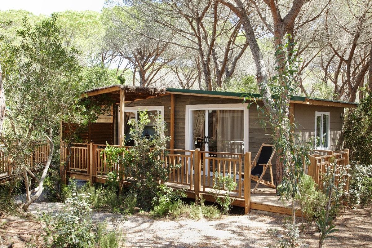 Maison Facile -  Camping Village Maremma Sanssouci