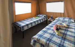 Camera da letto Country Lodge Tent - Maremma Sans Souci