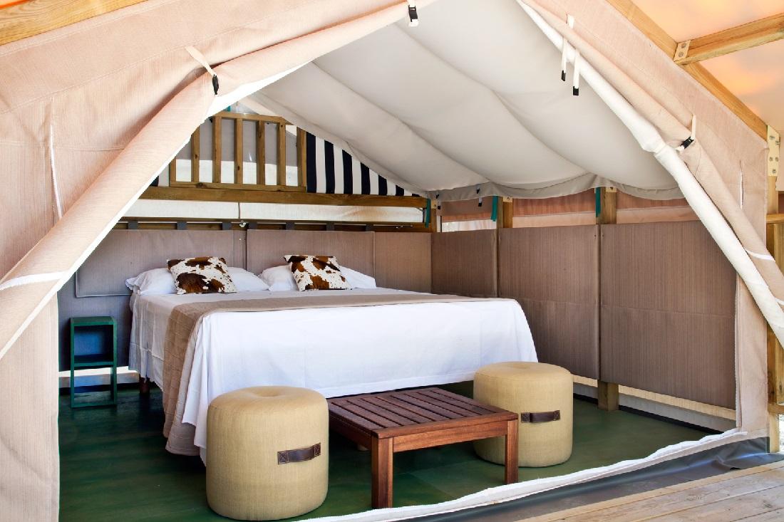 Mini Lodge Tent - Glamping al Maremma Sans Souci