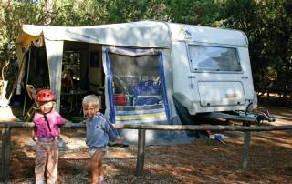 Affitto Caravan - Campeggio Maremma Sans Souci