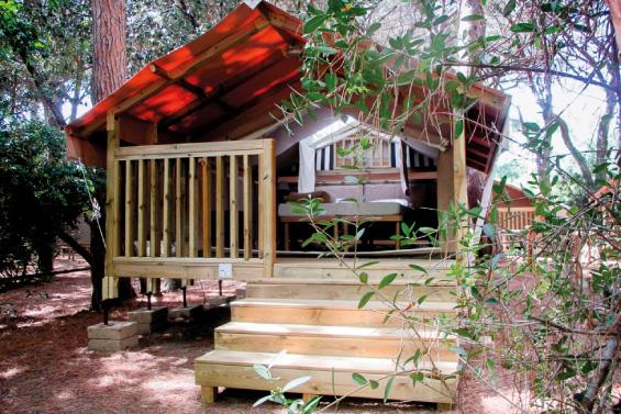 Mini Lodge Tent - Maremma Sans Souci