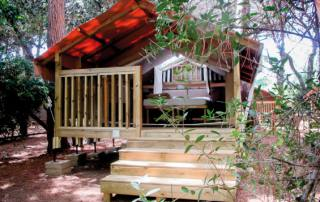 Tenda Glamping Mini Lodge - Maremma Sans Souci