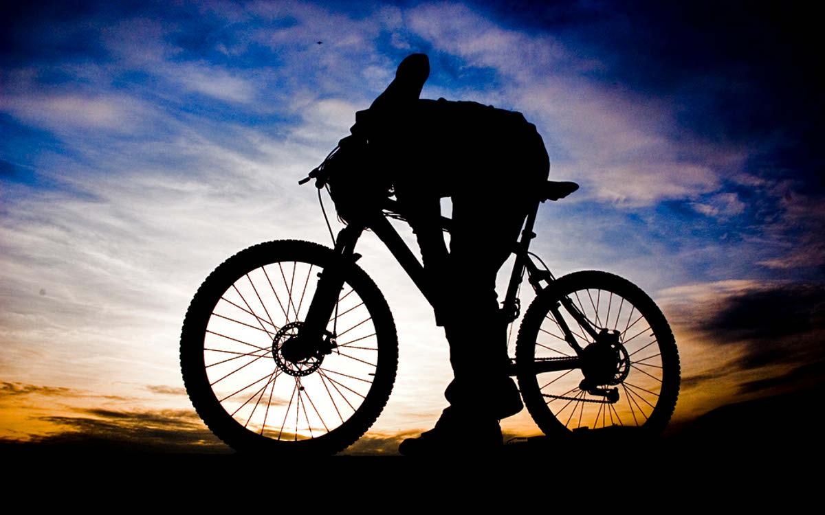 Fahrrad Tour in der Maremma