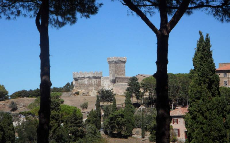 Park of Baratti and Populonia