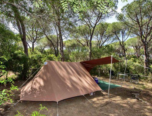 Campeggio nel verde della Maremma