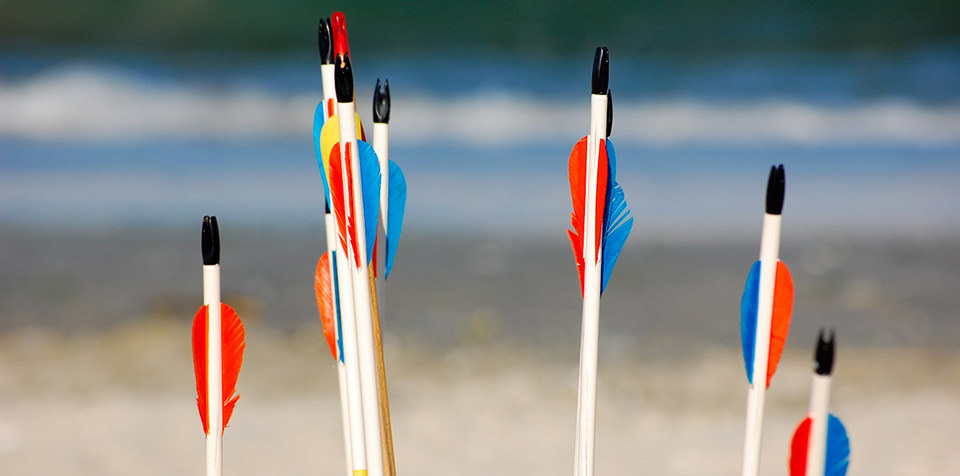 Archery in Maremma