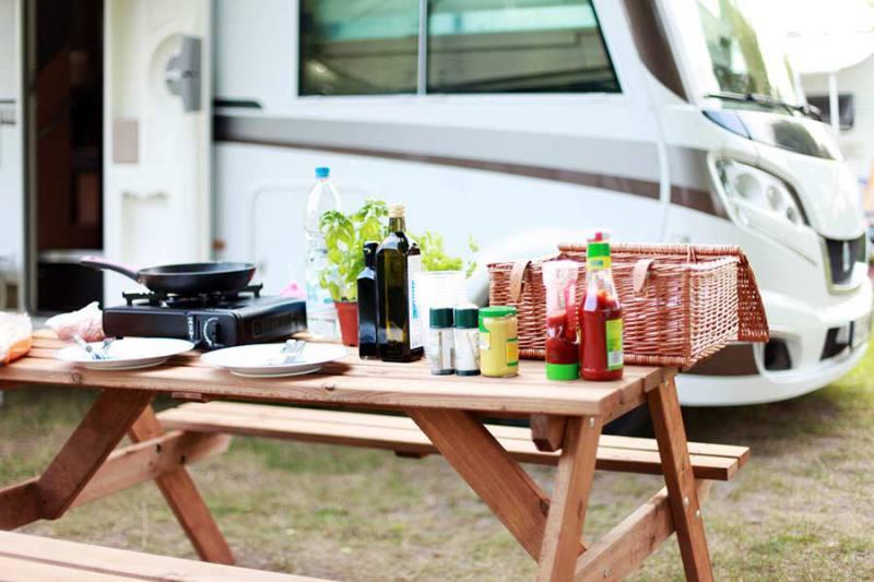 Proef karakteristieke gerechten tijdens uw camper reis
