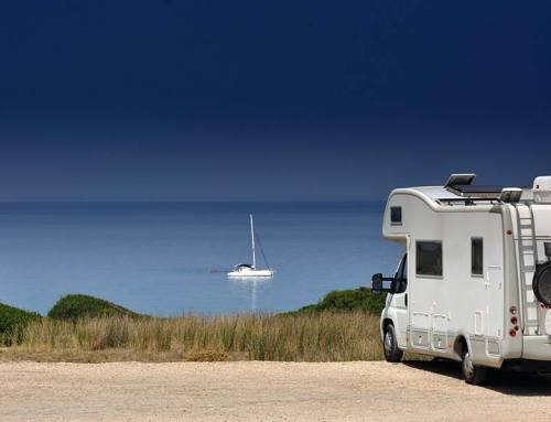 Vacanze e weekend in camper al Sans Souci