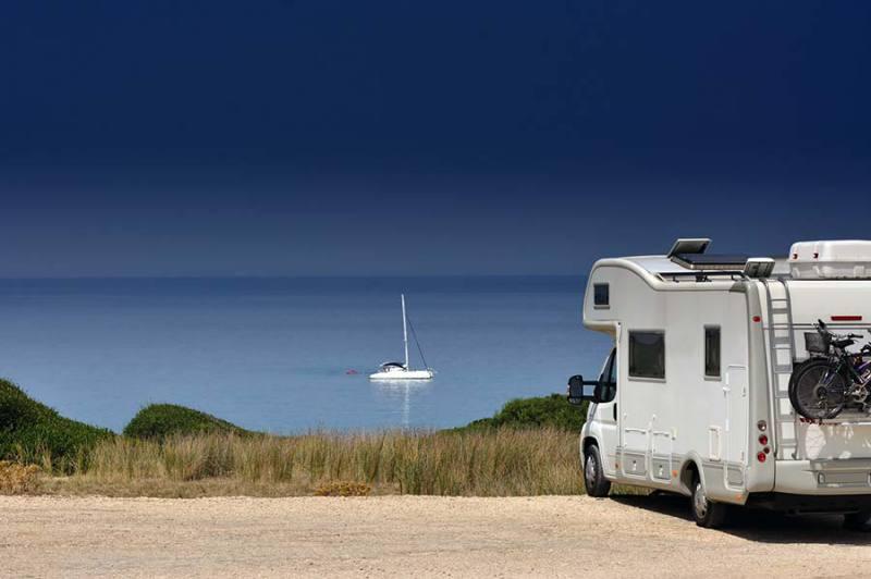 Reis advies voor camper reizigers in Italië
