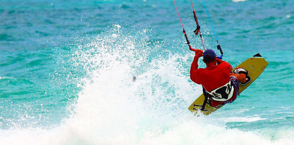 Surf, kite surf, wind surf