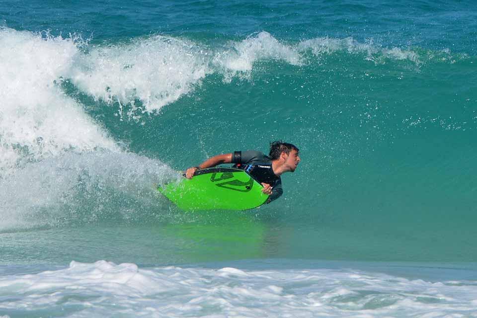 Surf e spiagge nella costa maremmana