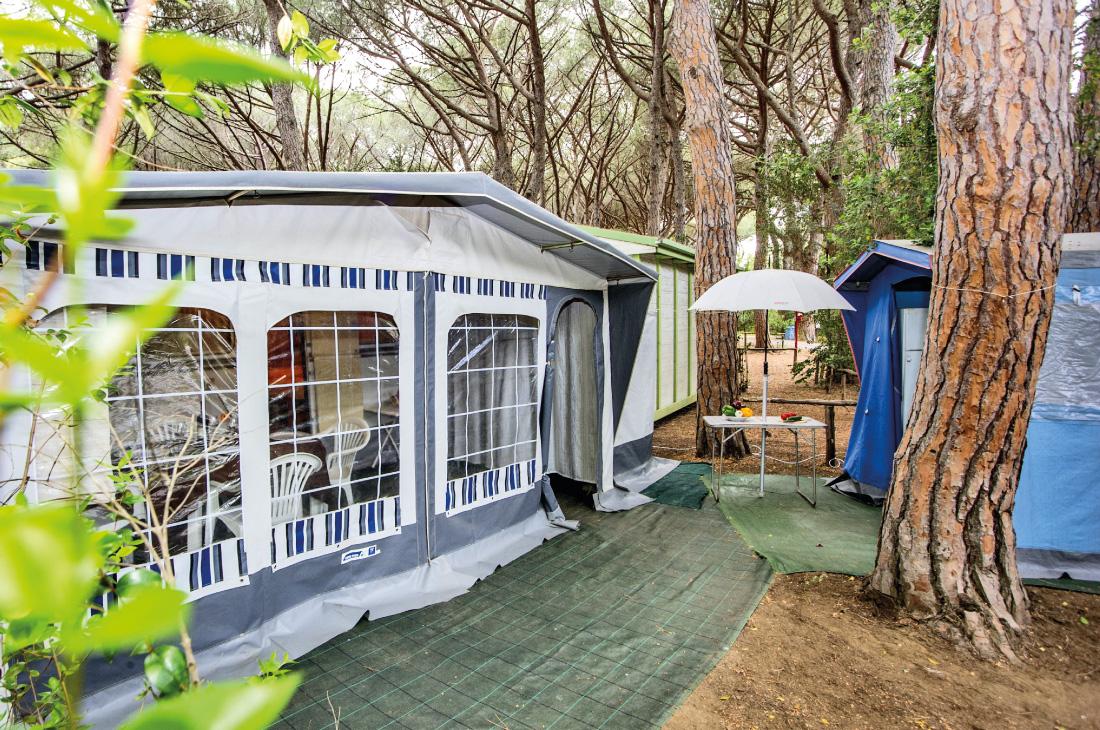Area Camping - Maremma Sans Souci