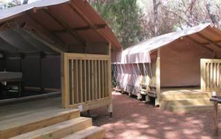 Family Lodge Tent - Maremma Sans Souci