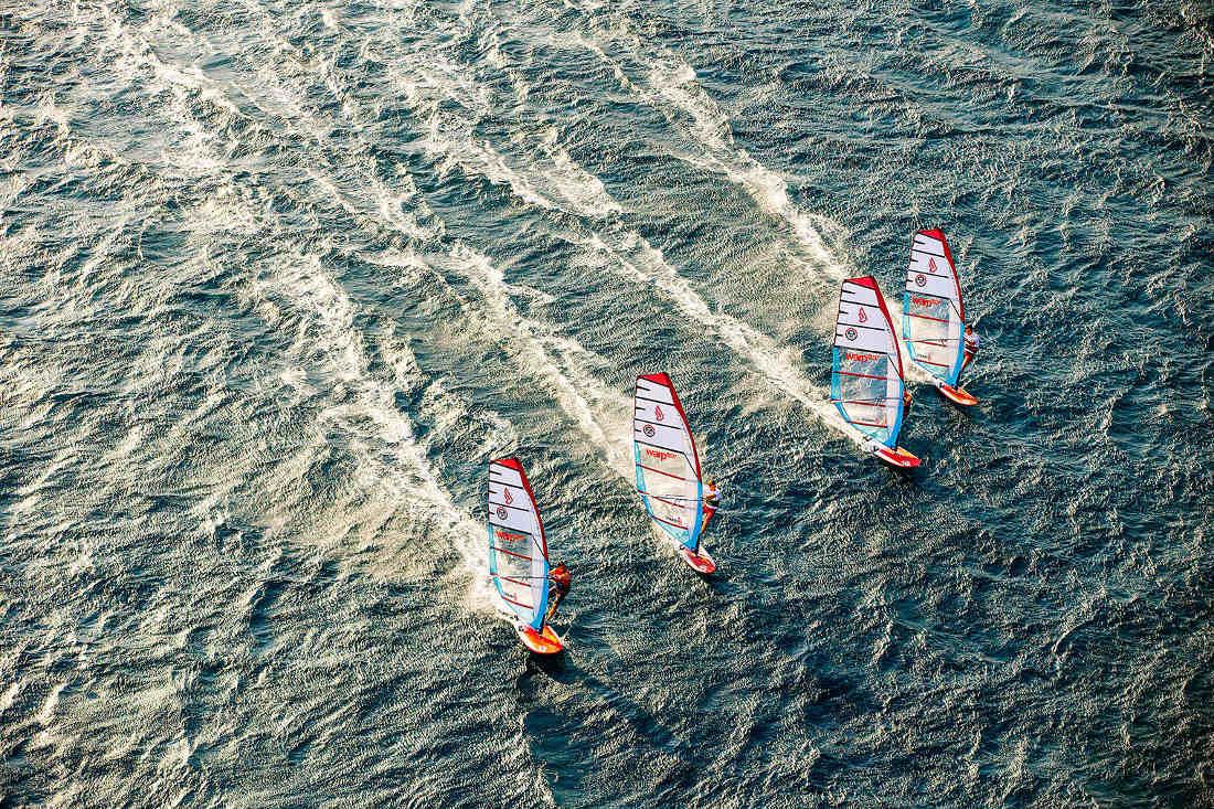 Wind surf - Camping Village Maremma Sanssouci