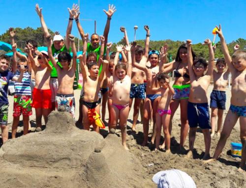 Campeggio per famiglie al mare in Toscana