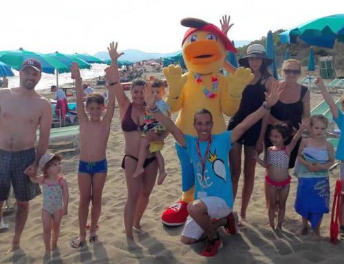 Vakantiepark met activiteiten voor kinderen