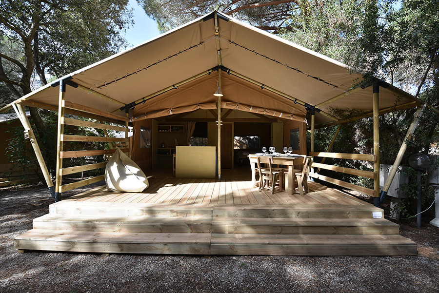 Country Lodge Tent - Maremma Sans Souci